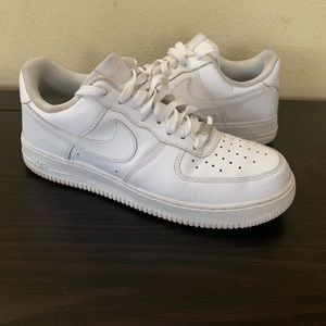 Nike Air Force Ones Sz 8